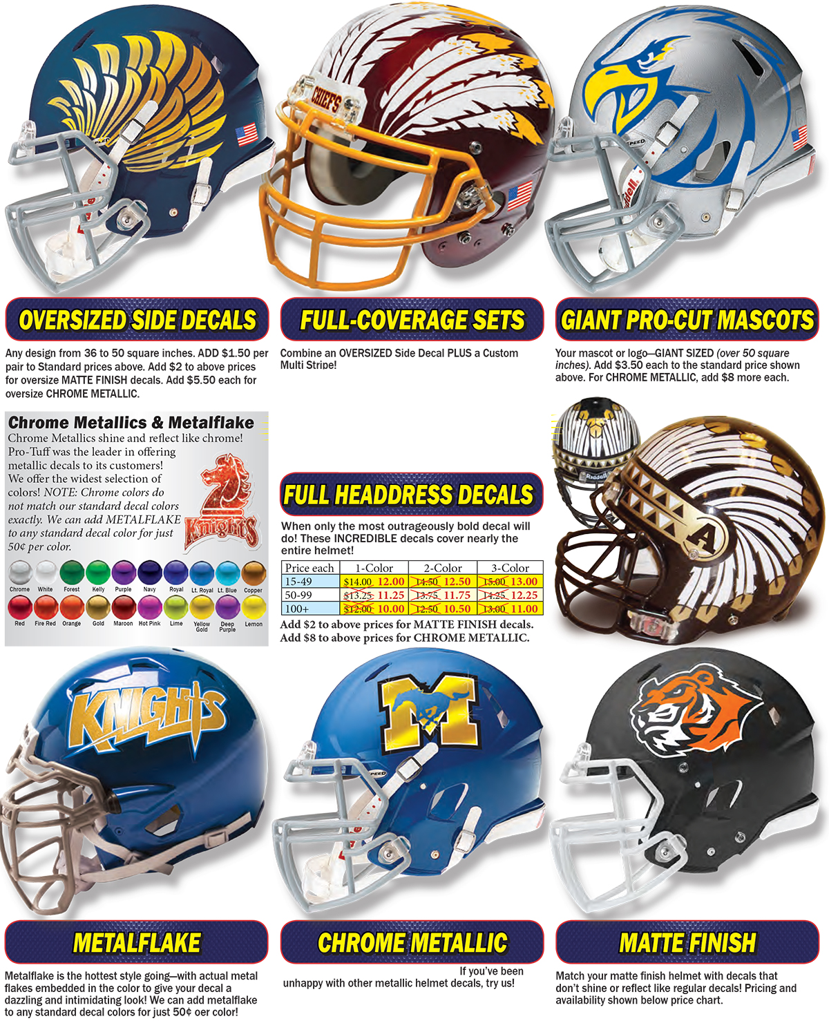 Decals For Football Helmets All The Best Football In - Helmet decalsfootball helmet decals business art designs